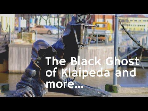 Exploring historic Klaipeda & the spooky Black Ghost