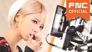 Repeat youtube video AOA - 짧은 치마(Miniskirt) 뮤직비디오 메이킹 (Music Video Making)