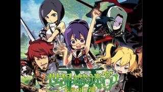 Etrian Odyssey IV - Music: Unrest - The Burning Crimson Sword Dances