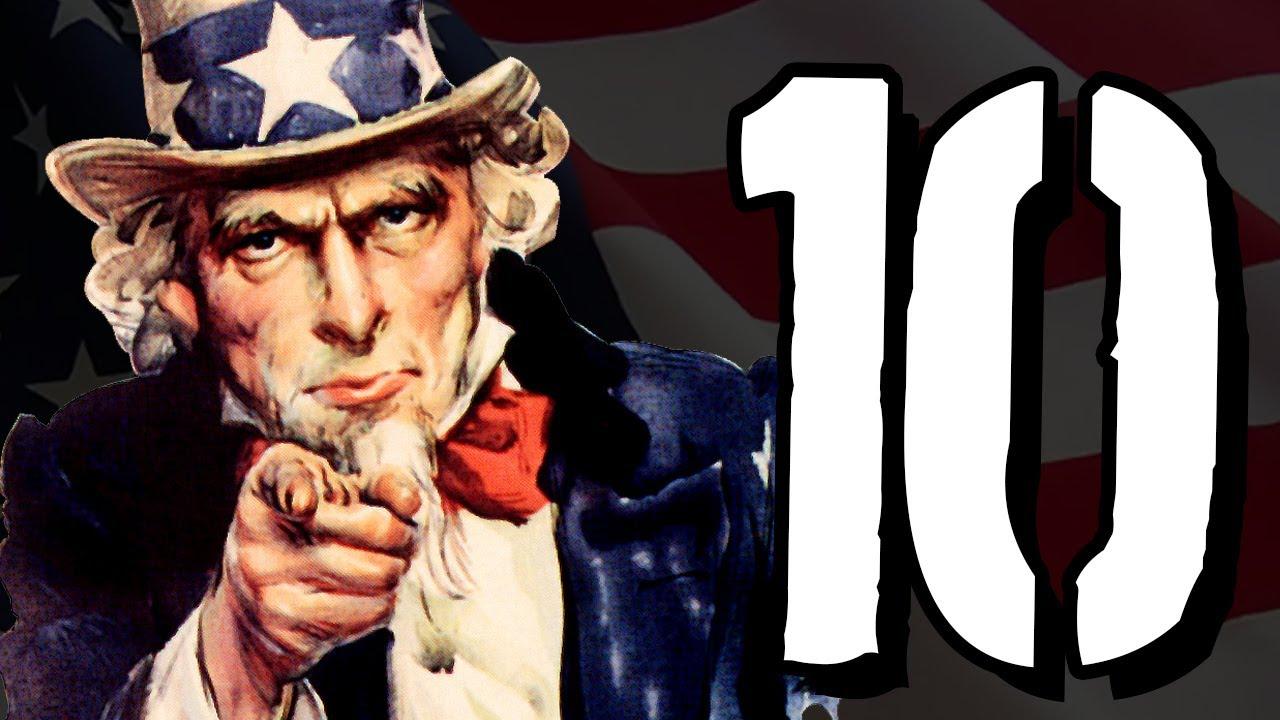 10 zaskakujących faktów o USA [TOPOWA DYCHA]