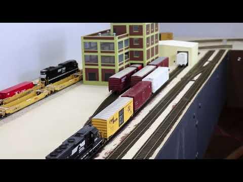 Model Railroad Operations – Refrigerator Car Exchange