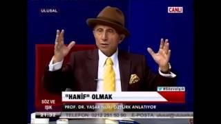 Yaşar Nuri Öztürk - diyanet  ve mercedes, hanif, atalar dini ibrahim, abdestsiz yere basma 2017 Video