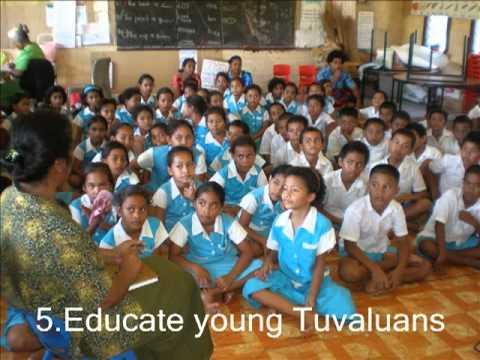 Turtle Conservation-Tuvalu.wmv