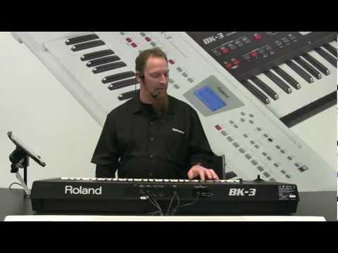 Roland bk-3 инструкция на русском