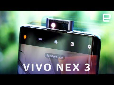 Vivo NEX 3:
