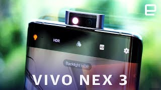 Vivo NEX 3: A bezel-less 5G phone with a 64-megapixel camera
