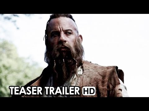 The Last Witch Hunter - L'Ultimo Cacciatore di Streghe Teaser Trailer Italiano (2015) HD