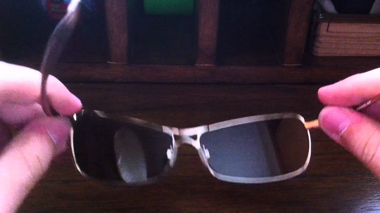 47f0a29a0f Review  Oakley Crosshair 2.0 - YouTube