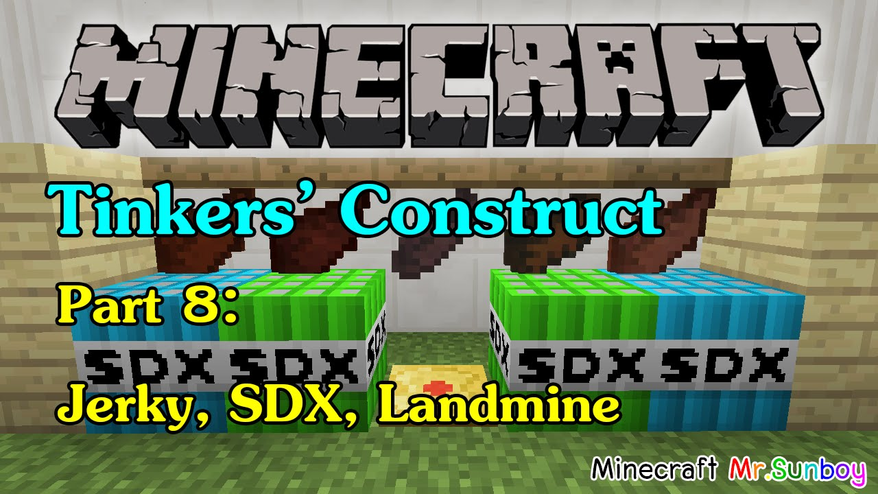 how to download tinkers construct 1.7.10