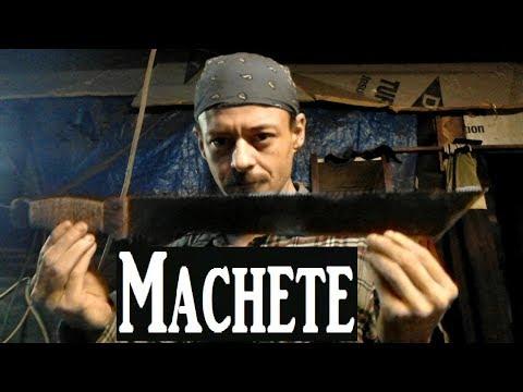 Machete DIY Wood Saw Machete