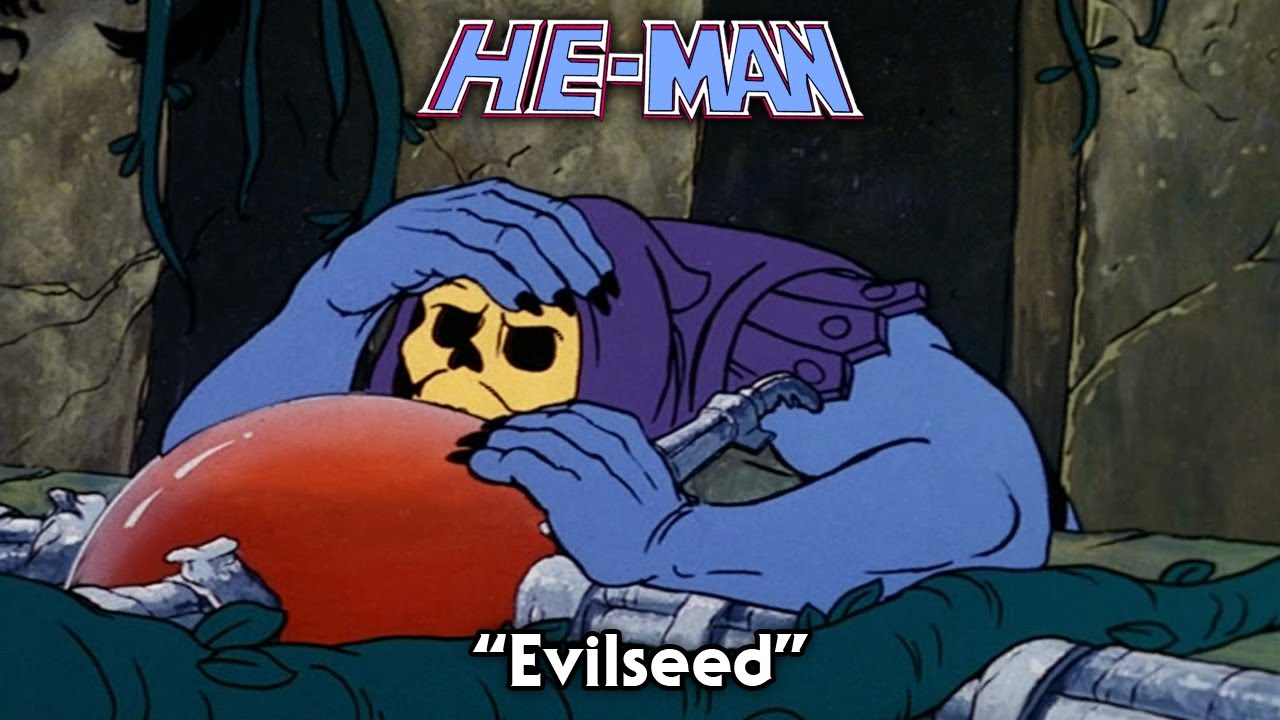 He-Man - Evilseed - FULL episode