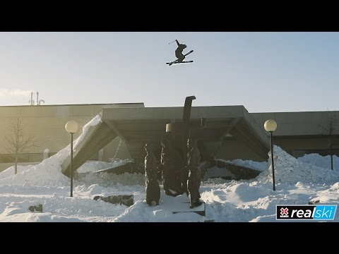 Tom Wallisch   X Games Real Ski 2017