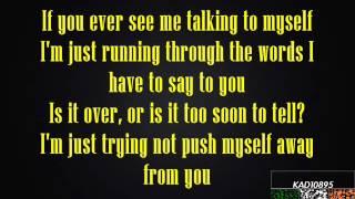 Talking To Myself - Chiddy Bang Lyrics