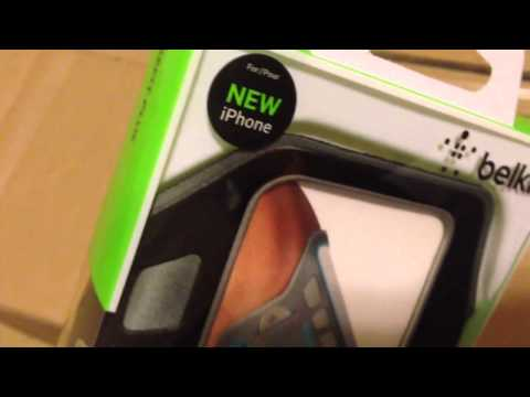 belkin-easefit-plus-armband-for-iphone-5-unboxing