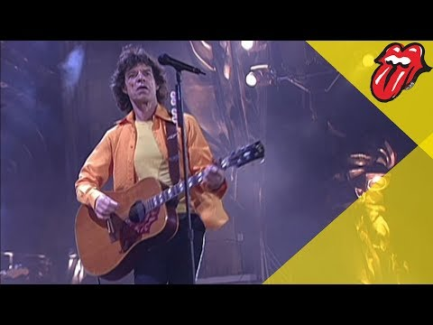 Bo and Jim - Rolling Stones - Saint of Me from the Bridges to Buenos Aires DVD.
