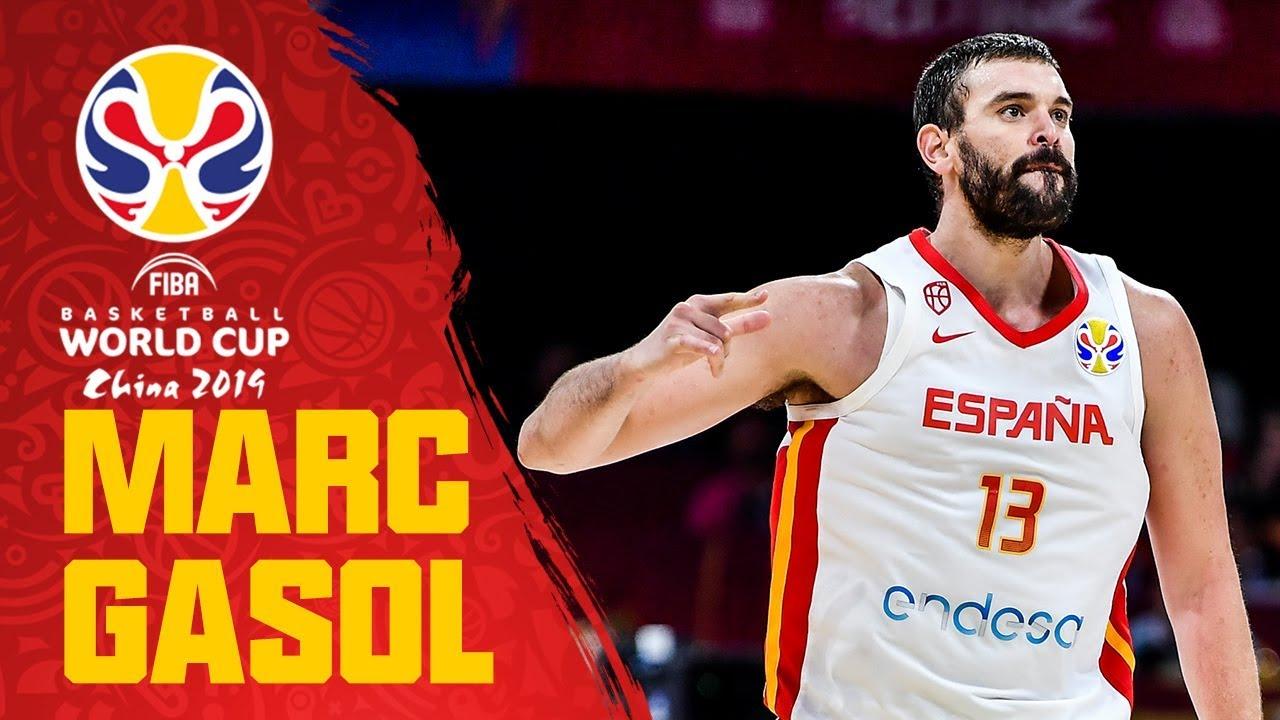 Marc Gasol - Spain   All-Star Five