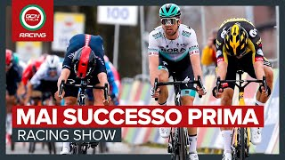 L'Amstel Gold Race si decide per quattro millesimi di secondo! | GCN Italia Racing Show 33
