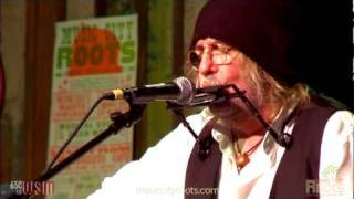 "Ray Wylie Hubbard ""The Messenger"""