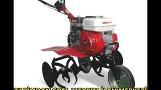 Toprak & Çim havalandırma makinesi Modelleri