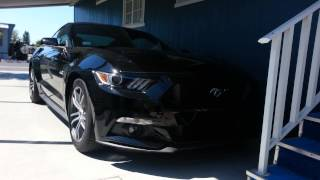 MY NEW 2015 MUSTANG GT (TRADED MY 2014 V6)