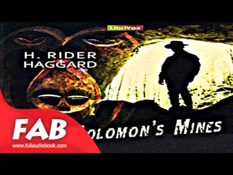 King Solomon's Mines Full Audiobook By H. Rider HAGGARD By Action & Adventure Fiction