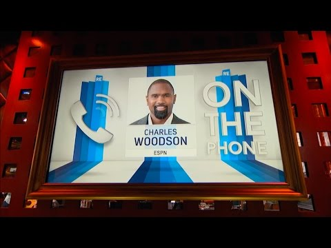 ESPN NFL Analyst Charles Woodson Talks Raiders Move To Las Vegas & More - 3/28/17