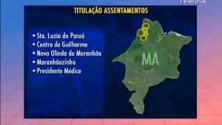 Trabalhadores maranhenses recebem títulos de assentamentos de lotes thumbnail