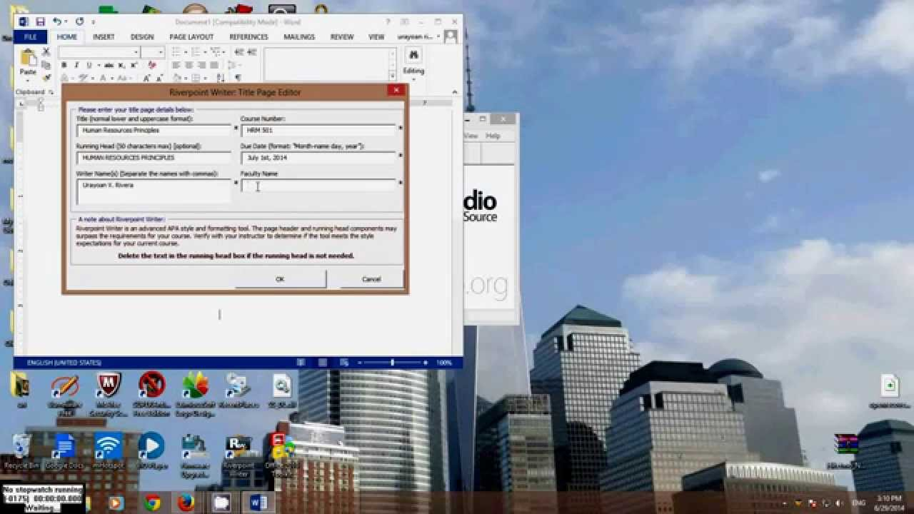 download riverpoint writer