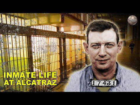 What It Was Like To Be An Inmate At Alcatraz