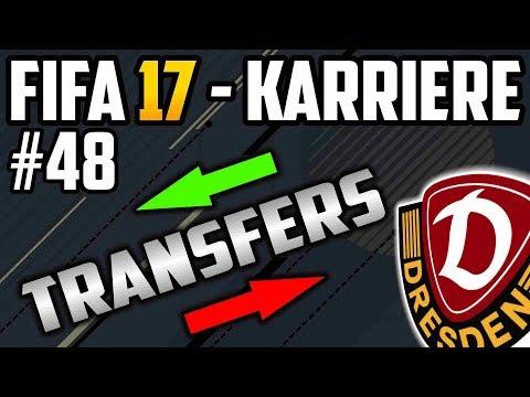 Saisonplanung für die Champions League - FIFA 17  Dresden Karriere: Lets Play #48