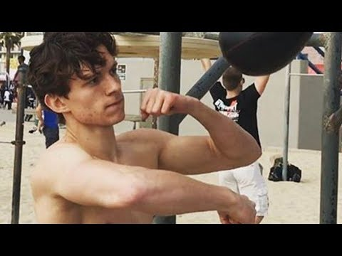How Tom Holland Got Ripped To Play Spider-Man