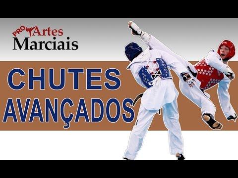 Taekwondo Golpes - Chutes Avan莽ados
