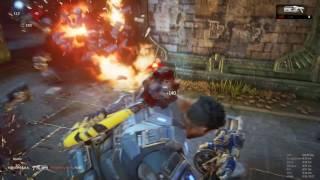 gears of war 4 pc gameplay ITA