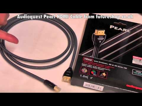 Audioquest Pearl HDMI Cable - Available Worldwide - www.FutureShop.co.uk