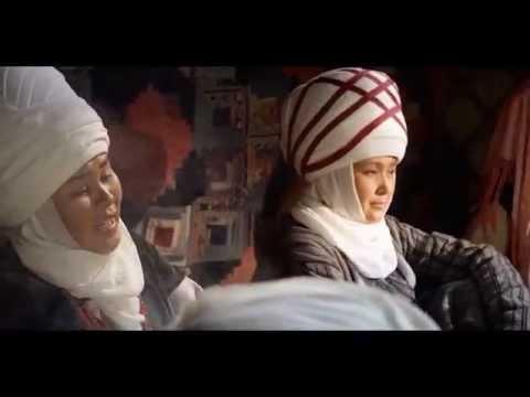 супер фильм 2014 года (Курманжан Датка)