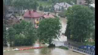 Tuchów, Powódź 4 06 2010