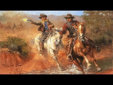 Epic Wild Western Music - Billy the Kid