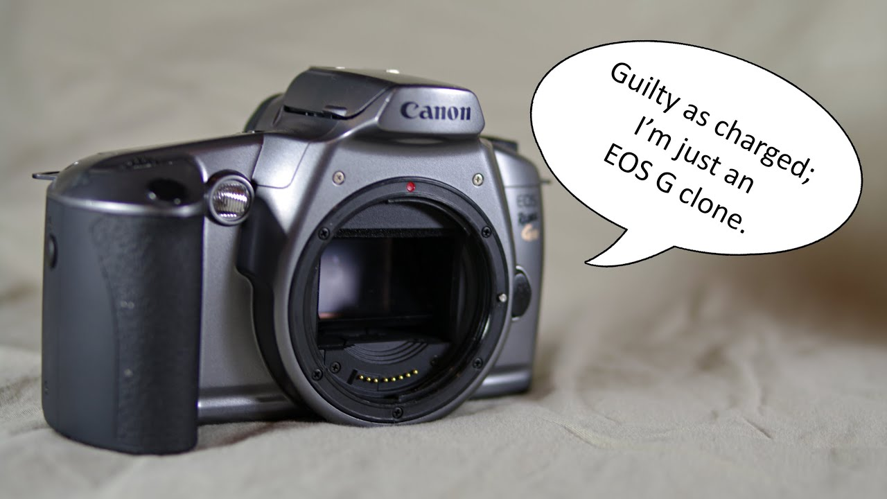 introduction to the canon eos rebel gii video 2 of 2 youtube rh youtube com Canon EOS Rebel T3 Canon EOS Rebel Gii Manual