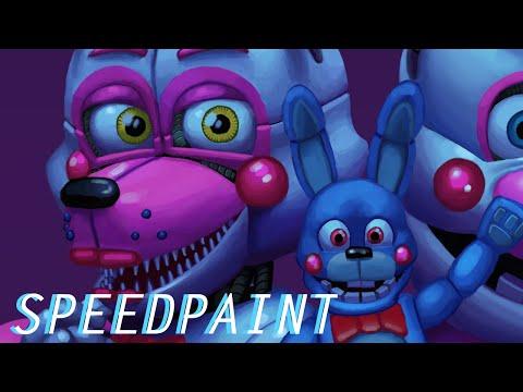 Funtimes - FNaF Speedpaint