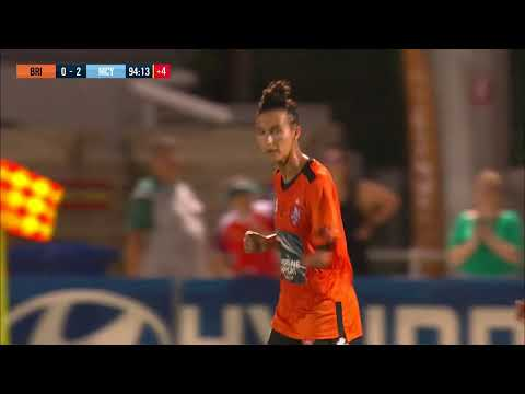 Westfield W-League 2019/20: Round 8 - Brisbane Roar FC Women v Melbourne City Women (Full Game)