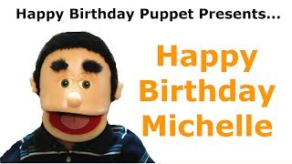 Funny Happy Birthday Michelle - Birthday Song