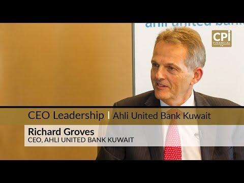 AHLI UNITED BANK KUWAIT – CEO LEADERSHIP SERIES