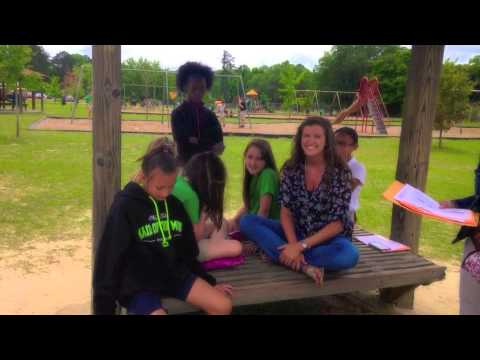 EOY 5th grade 2015 Guyton Elementary School