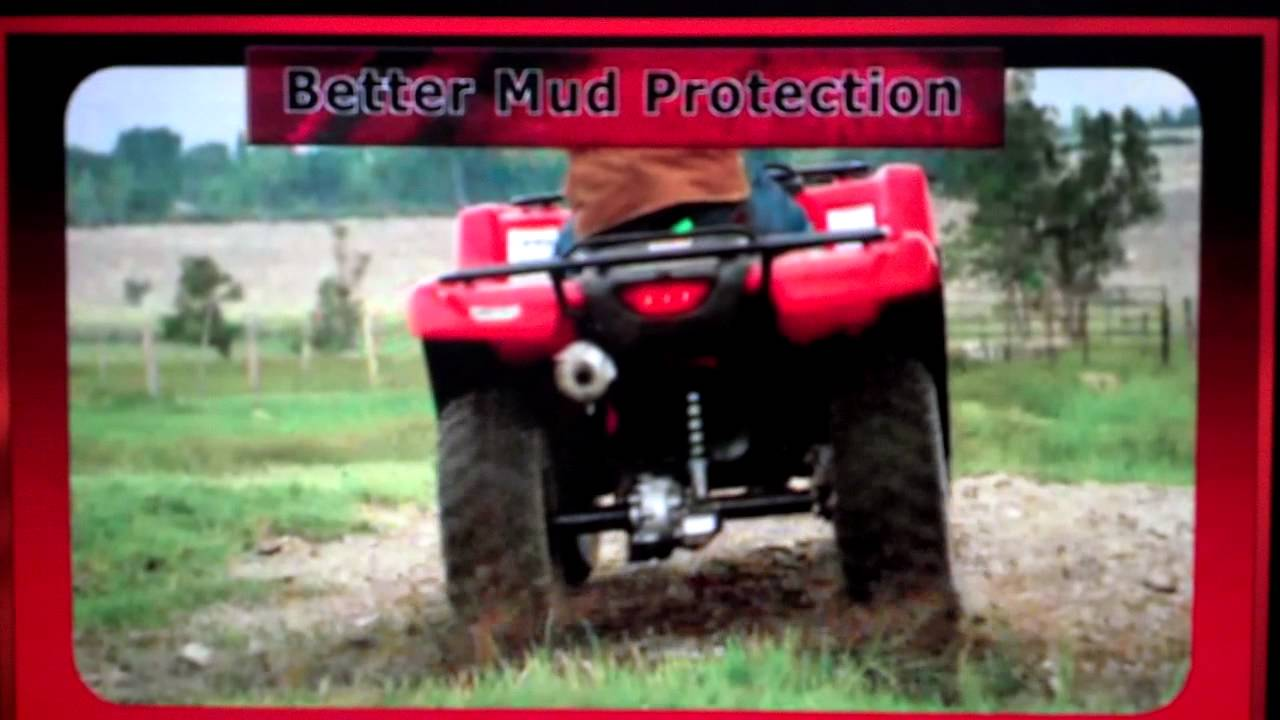 2014 Honda Rancher / 2014 Honda Foreman Tech Talk Review of Specs ...