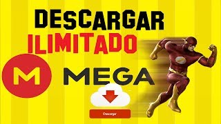 MegaDownloader 2019 | Eliminar Límite de cuenta excedido MEGA ⏬✅