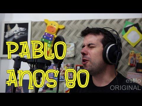 Pablo estilo anos