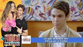 Mi marido tiene más familia | Avance 24 de septiembre | Hoy - Televisa