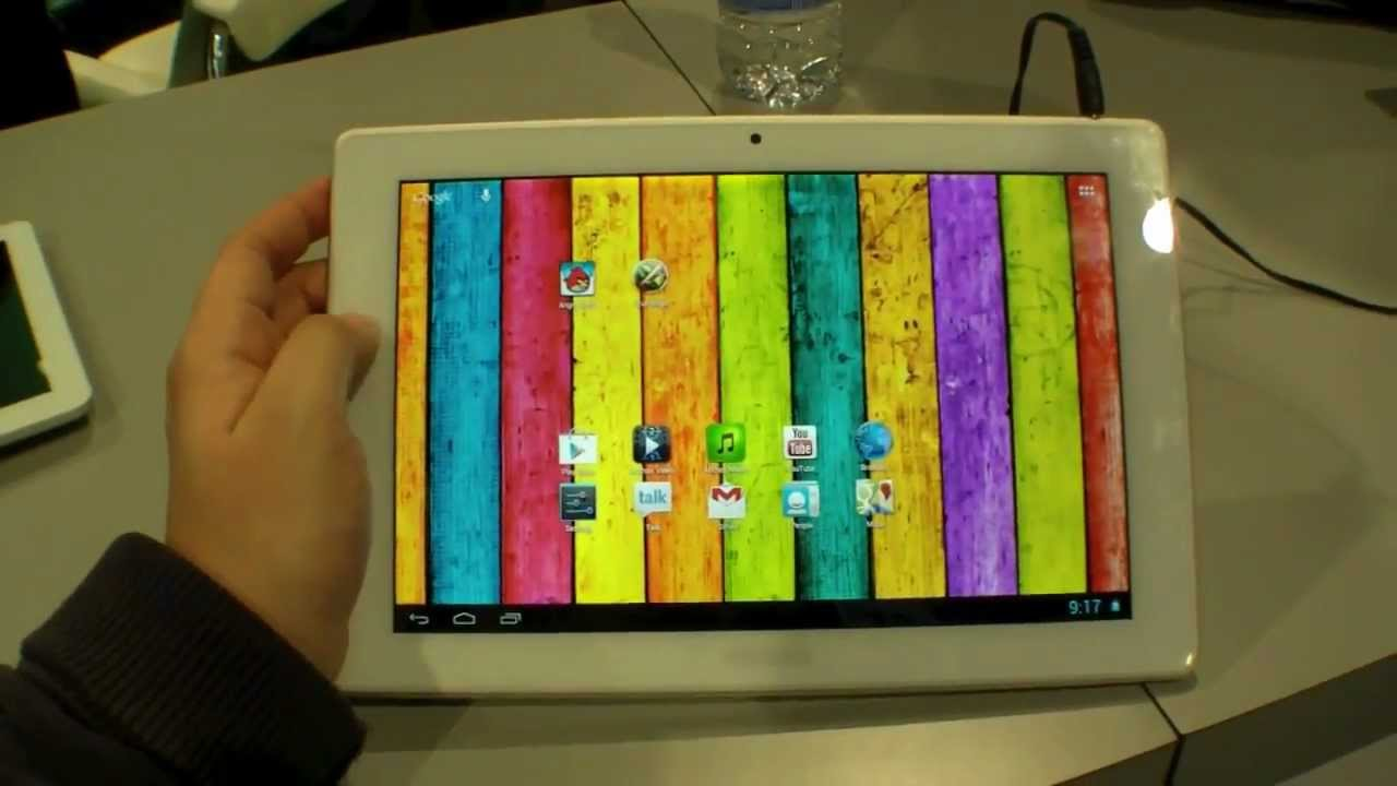 ARCHOS 101 Titanium Tablet Driver Download