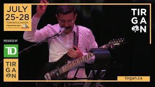 Shahin Najafi Band - Tirgan Festival 2019