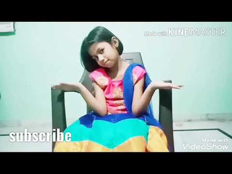 Short hair easy hairstyles for child girl/ girl's style